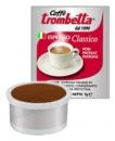 Caffé Trobetta, jemná a lahodná káva v kapslích určených pro tento kávovar.